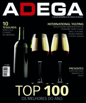 Capa Revista Revista ADEGA 158 - TOP 100