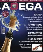 Capa Revista Revista ADEGA 24 - Safra, descubra sua importancia