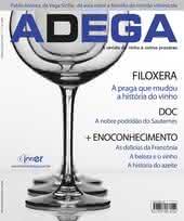 Capa Revista Revista ADEGA 34 - Filoxera, a praga que mudou a história do vinho
