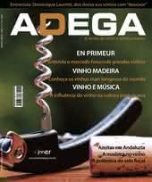 Capa Revista Revista ADEGA 44 - En Primeur