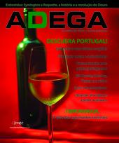 Capa Revista Revista Adega 47 - Descubra Portugal