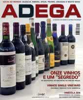 Capa Revista Revista ADEGA 59 - Onze vinhos e um segredo