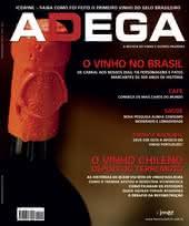 Capa Revista Revista Adega 61 - O vinho no Brasil