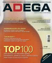 Capa Revista Revista ADEGA 63 - Top 100