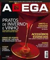 Capa Revista Revista Adega 68 - Pratos de inverno e vinho
