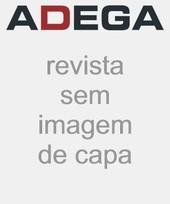 Capa Revista Revista Adega 6 - Titulo