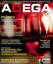 Capa Revista Revista ADEGA 71 - Os segredos das harmonizações clássicas