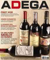 Capa Revista Revista Adega 76 - Os melhores Merlot do mundo