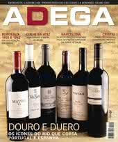 Capa Revista Revista ADEGA 78 - Douro e Duero