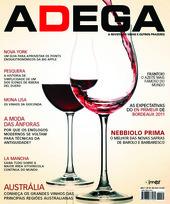 Capa Revista Revista Adega 80 - Austrália