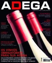Capa Revista Revista Adega 81 - Os vinhos obrigatórios para sua adega