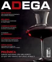 Capa Revista Revista Adega 83 - Polêmica - Vinhos naturais são melhores?