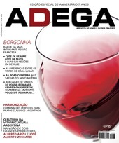 Capa Revista Revista ADEGA 84 - A Borgonha em detalhe