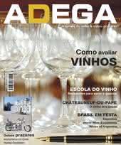 Capa Revista Revista ADEGA 8 - Como avaliar vinhos