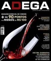 Capa Revista Revista ADEGA 92 - Seleção de vinhos com mais de 90 pontos por menos de R$ 100