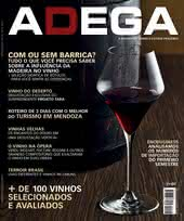 Capa Revista Revista ADEGA 94 - Com ou sem barrica?