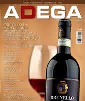 Capa Revista Revista ADEGA 96 - Brunello di Montalcino