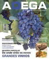 Capa Revista Revista ADEGA 9 - De onde virão os novos grandes vinhos