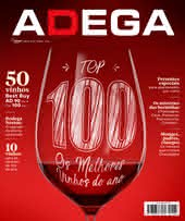 Capa Revista Revista ADEGA 182 - Top 100