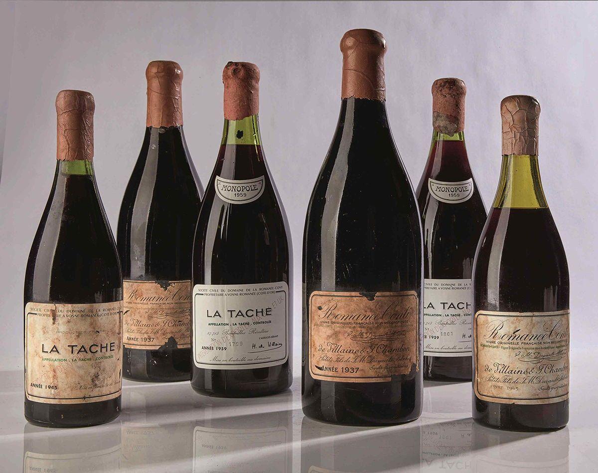 Romanée: a garrafa de vinho mais cara da história