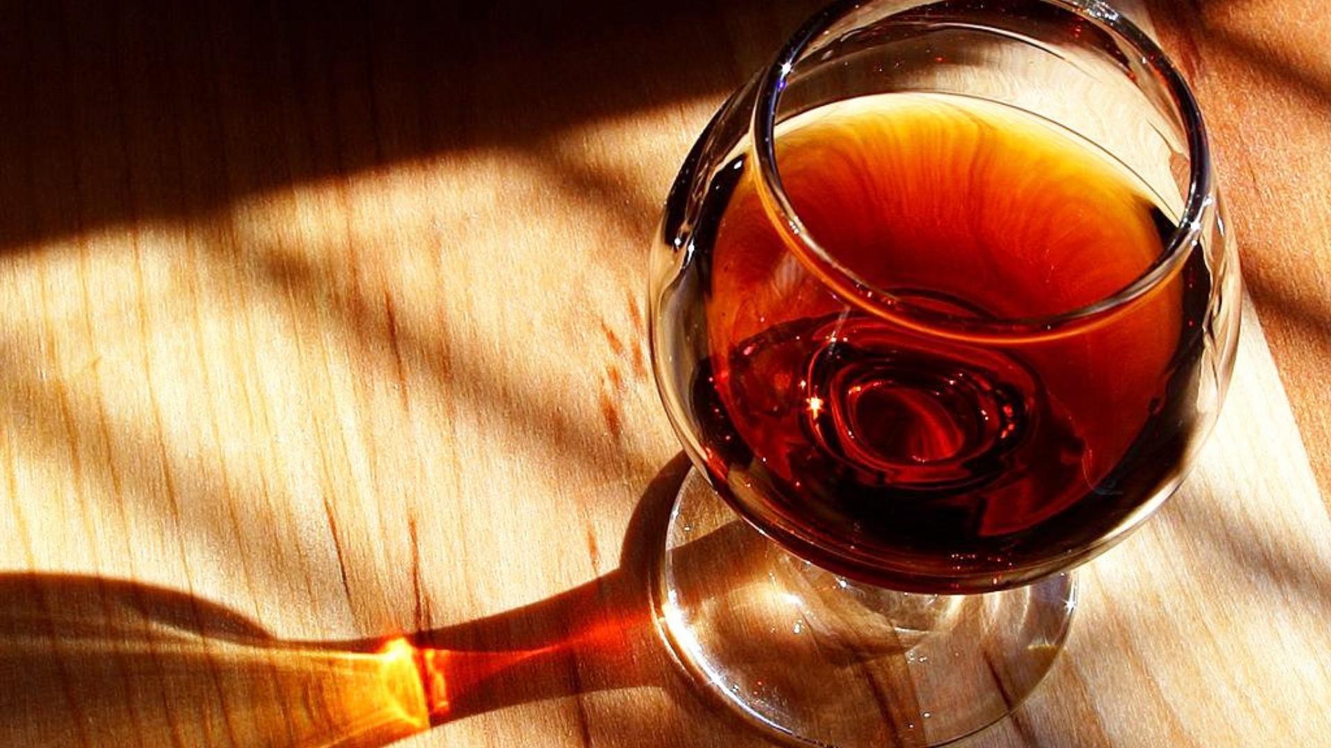Taça de vinho alemão